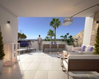 New Build - Apartment/Flat - Orihuela Costa - Villamartín