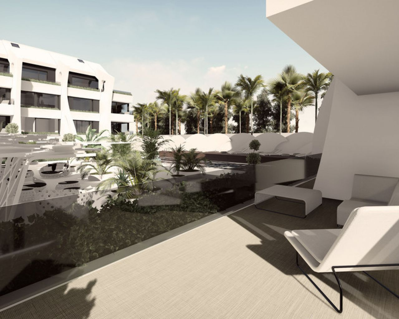 New Build - Apartment/Flat - Marbella