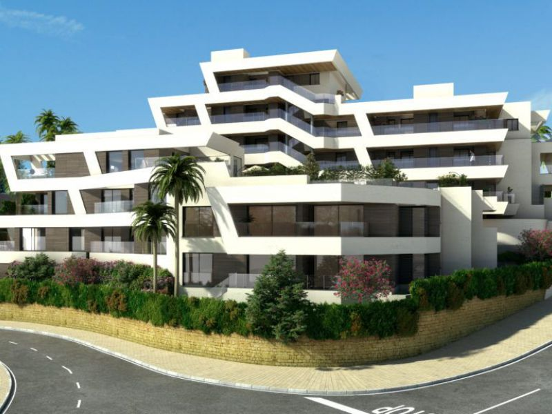 Apartment/Flat - New Build - Marbella - Marbella