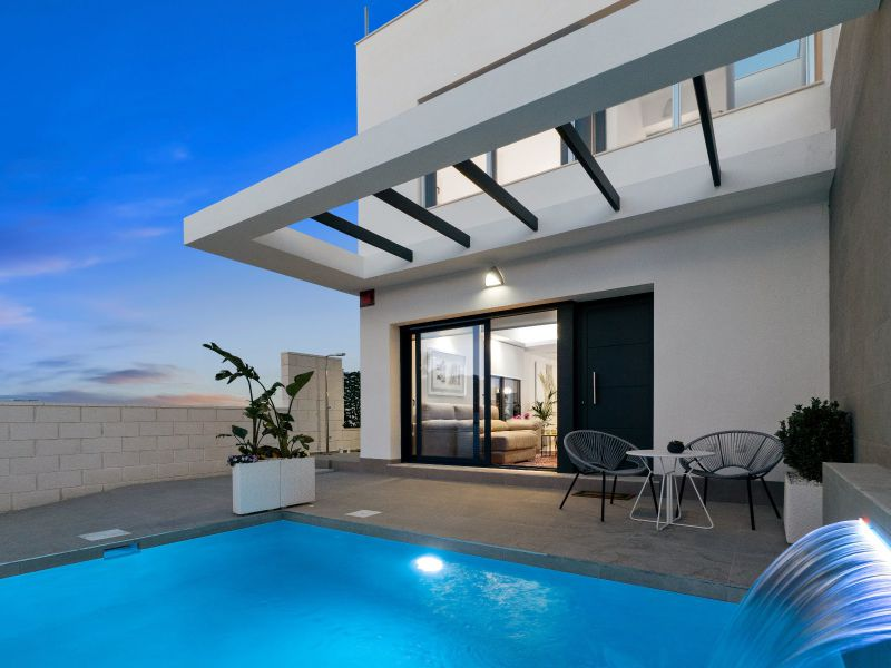 Villa - New Build - Orihuela Costa - Villamartín